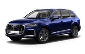 Audi Q7 SUV SQ7 SUV quattro 5Dr 4.0 TFSI V8 507PS Black Edition 5Dr Tiptronic [Start Stop]