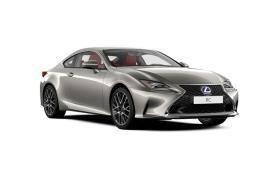 Lexus RC Coupe 300h Coupe 2.5 h 223PS F-Sport 2Dr E-CVT [Start Stop]