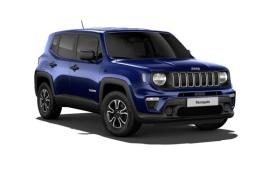 Jeep Renegade SUV SUV 1.3 GSE T4 150PS S 5Dr DDCT [Start Stop]