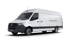 Mercedes-Benz Sprinter Van High Roof 316 L2 3.5t 2.1 CDi RWD 163PS  Van High Roof Manual [Start Stop]