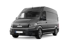MAN TGE Van High Roof 3.180 3.5t Long FWD 2.0 d BiTurbo FWD 177PS  Van High Roof Manual [Start Stop]
