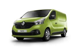 Renault Trafic Van 30 LWB 2.0 dCi ENERGY FWD 170PS Black Edition Van EDC [Start Stop]