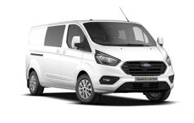 Ford Transit Custom Crew Van 320 L2 2.0 EcoBlue FWD 185PS Limited Crew Van Manual [Start Stop] [DCiV]