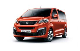 Peugeot Traveller MPV Standard 5Dr 2.0 BlueHDi FWD 150PS Active MPV Manual [Start Stop] [8Seat]
