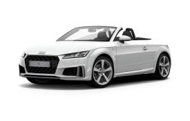 Audi TT Convertible RS Roadster quattro 2.5 TFSI 400PS  2Dr S Tronic [Start Stop]