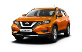 Nissan X-Trail SUV SUV FWD 1.7 dCi 150PS N-Connecta 5Dr CVT [Start Stop] [7Seat]