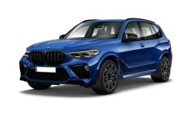 BMW X5 SUV M xDrive SUV 4.4 i V8 625PS Competition 5Dr Auto [Start Stop]