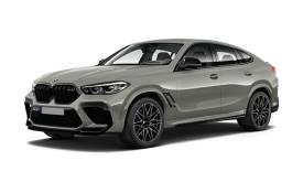 BMW X6 SUV M xDrive SUV 4.4 i V8 625PS Competition 5Dr Auto [Start Stop]