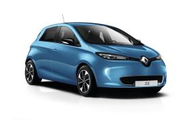 Renault Zoe Hatchback Hatch 5Dr E R135 52kWh 100KW 134PS i Iconic 5Dr Auto